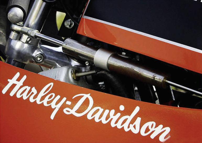 1975 Harley Davidson RR500