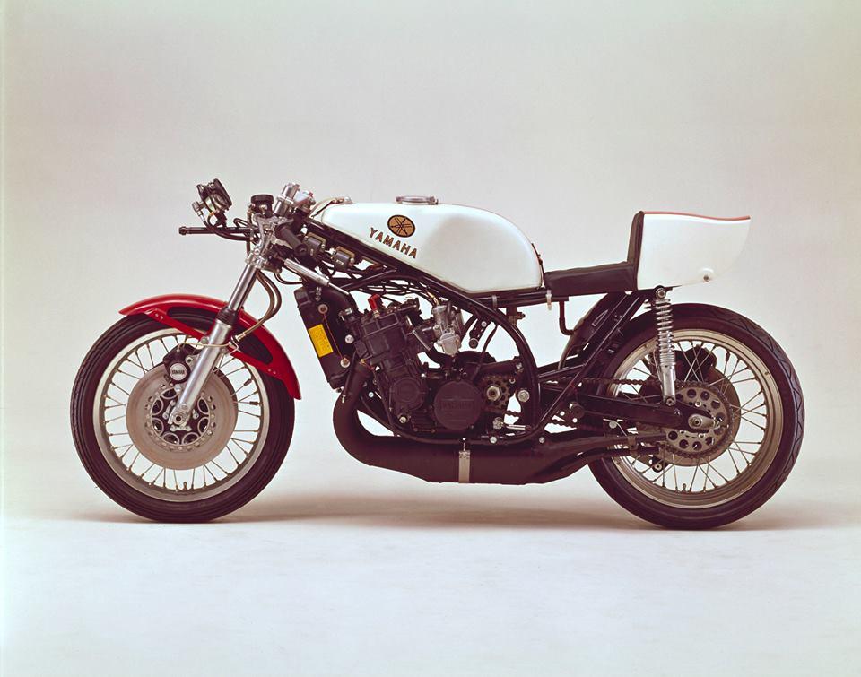 Yamaha TZ750 A