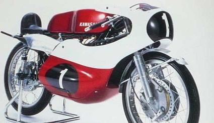 1968 Kawasaki 125