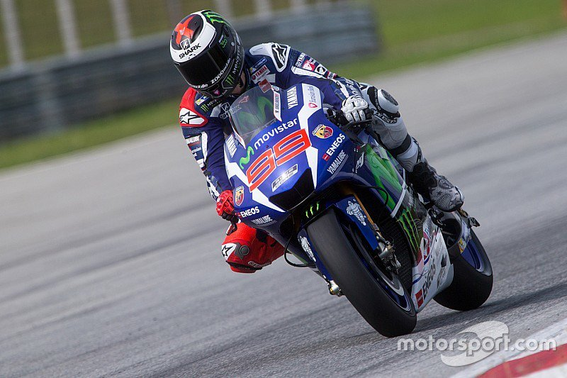 Sepang Day 3: Lorenzo's Fix