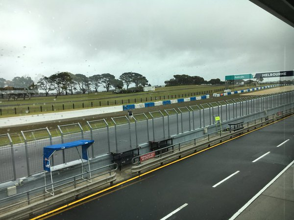 Philip Island Day 1: Wet…