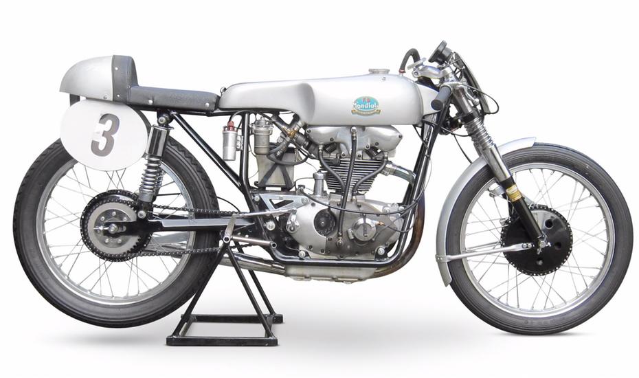 1957 F.B. Mondial 175cc Bialbero