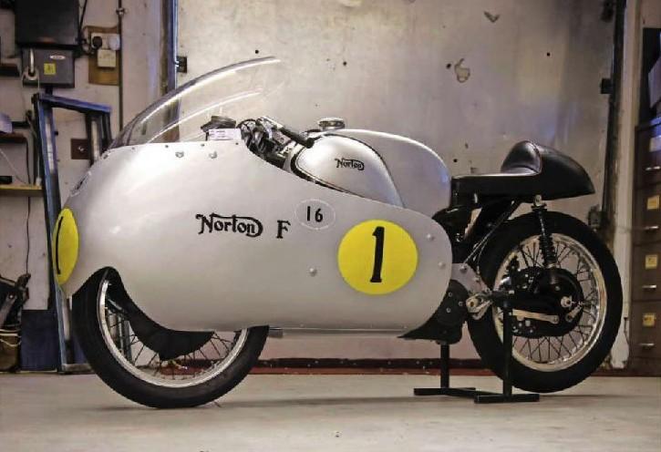 1954 Norton-F 500