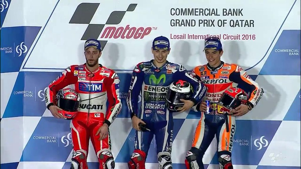 Qatar GP Results: Lorenzo's Land