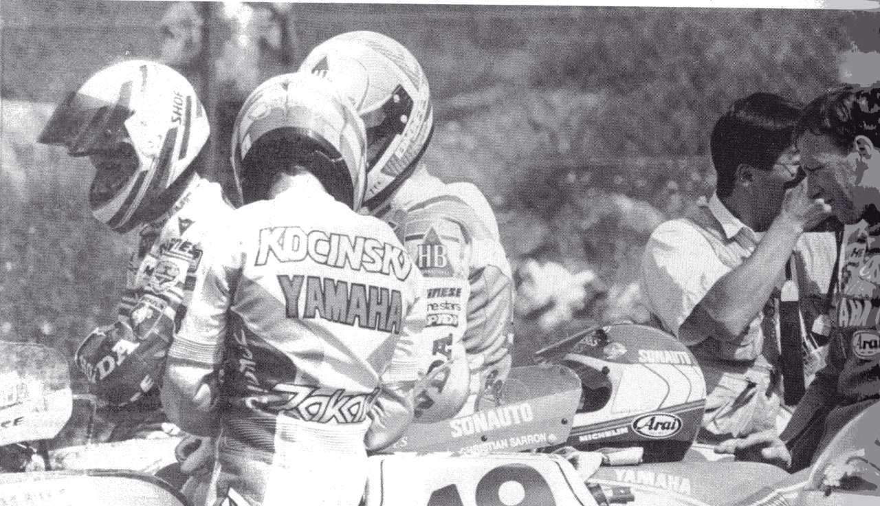 Spa 1989: The Weird Belgian GP