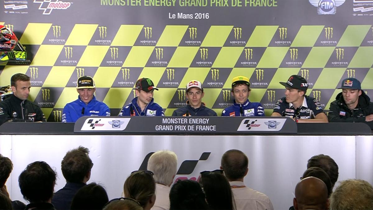 French GP: Press Conference