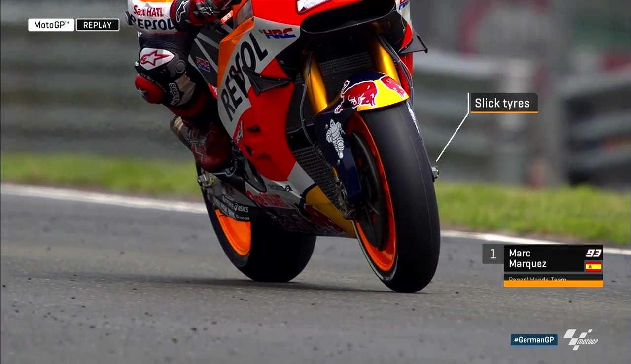 20160717_German_GP_Race_Marquez_Slick_Tyres