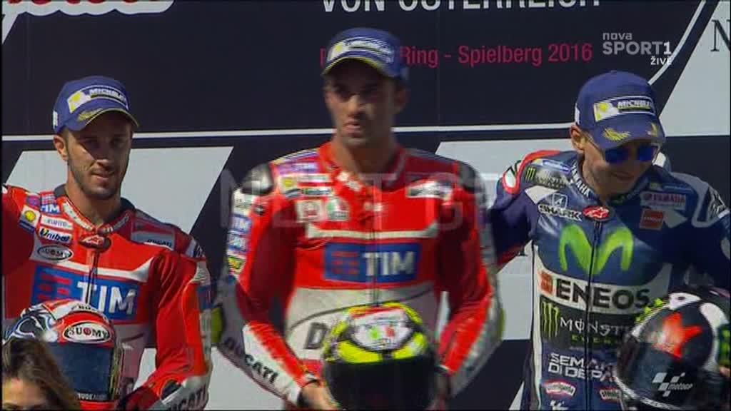 Austrian GP Race: Finally Ducati Made It!