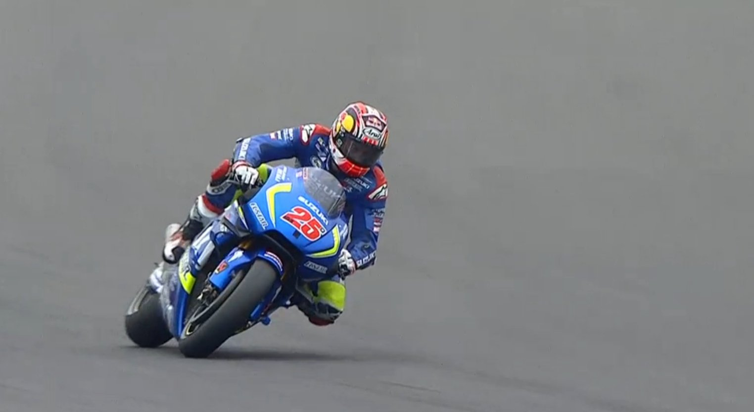 British GP FP1: Suzuki Rings in