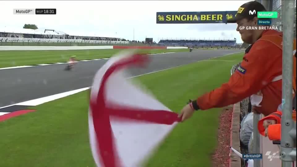 British GP Warmup: Hernandez by Surprise