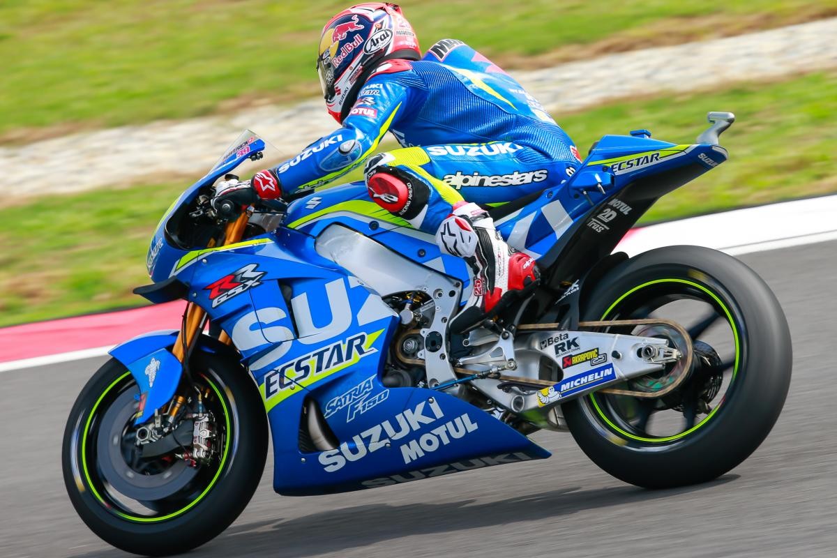 Malaysia GP Warmup: Viñales takes the lead