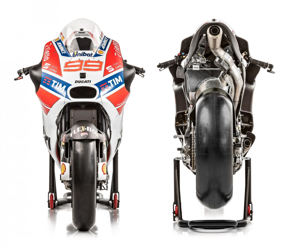 2017 Ducati Factory Team Launch