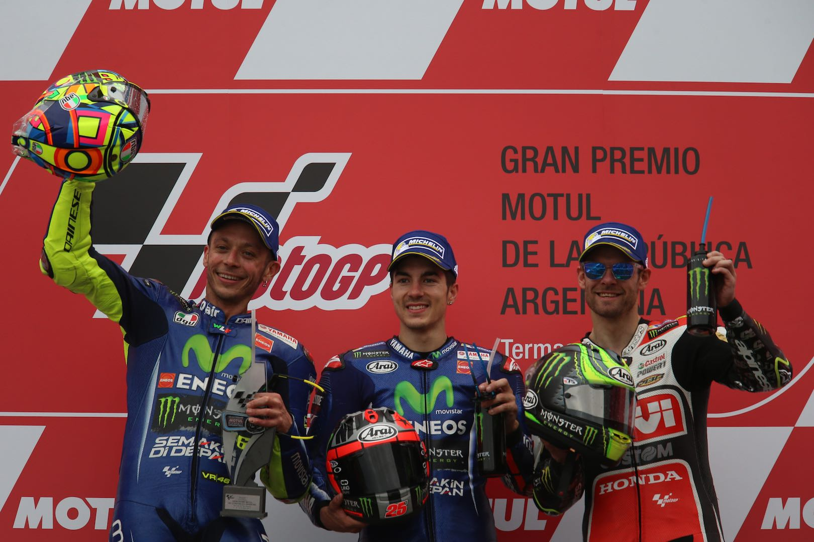 Argentina GP Race: The Blue Day