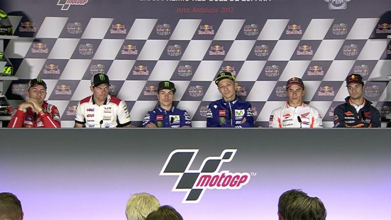 Spanish GP Press Conference