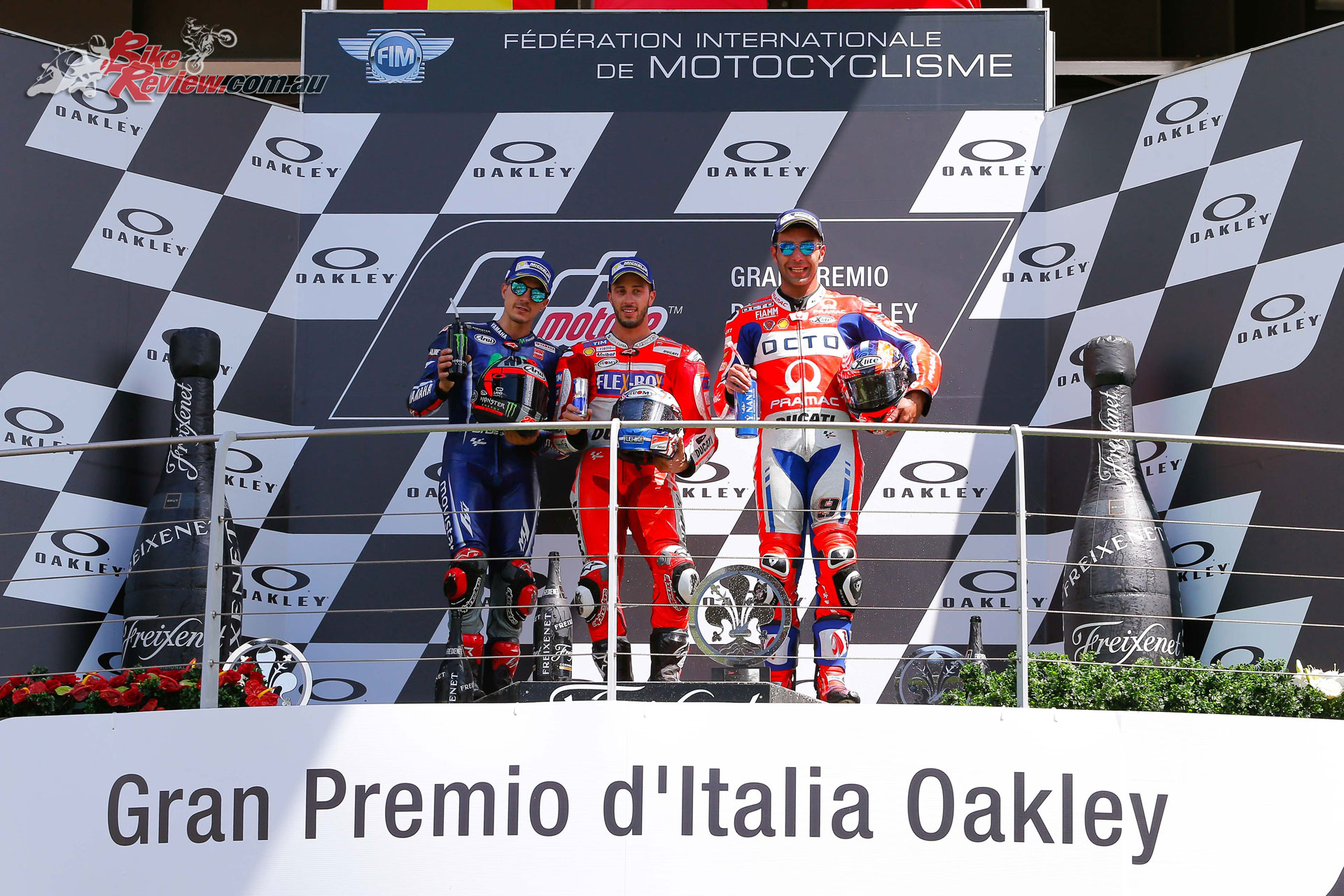 Italy GP Race: Magnificent Dovi!