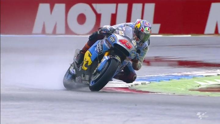 Assen GP Warmup: Miller Tops it