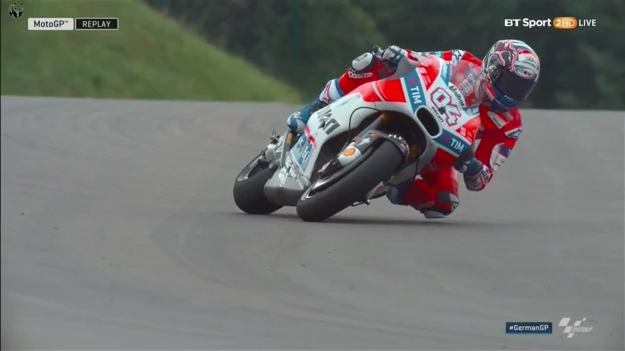 German GP FP1: Ducati Insists