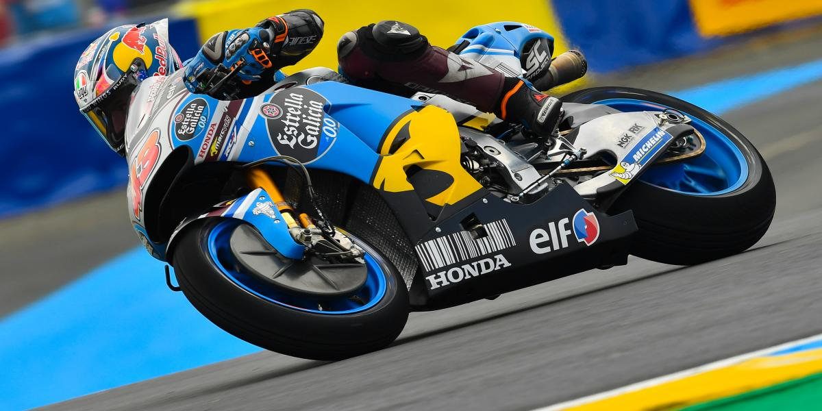 French GP FP2: Jack's Day