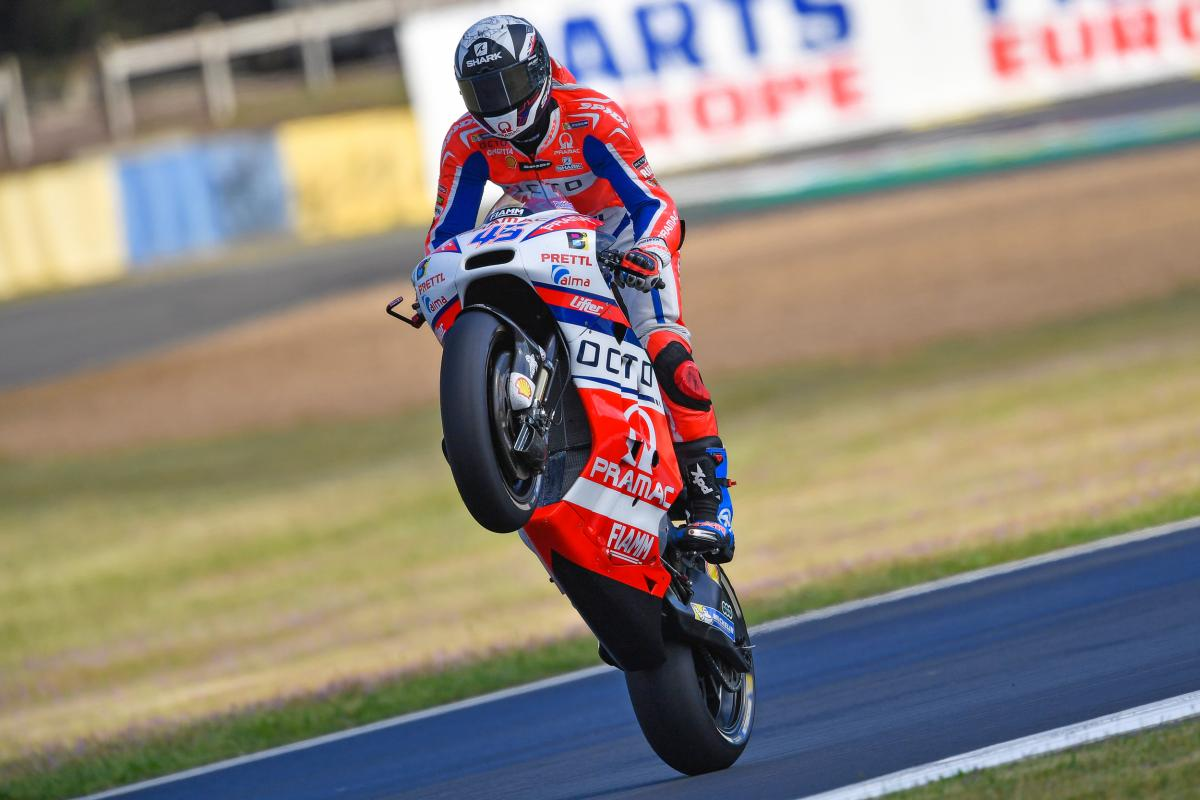 French GP FP3: Redding Get it Sorted