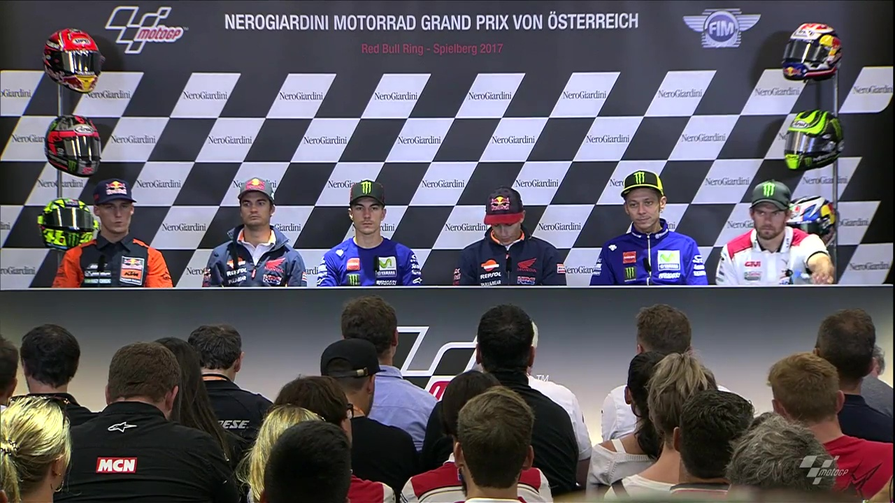 Austrian GP Press Conference