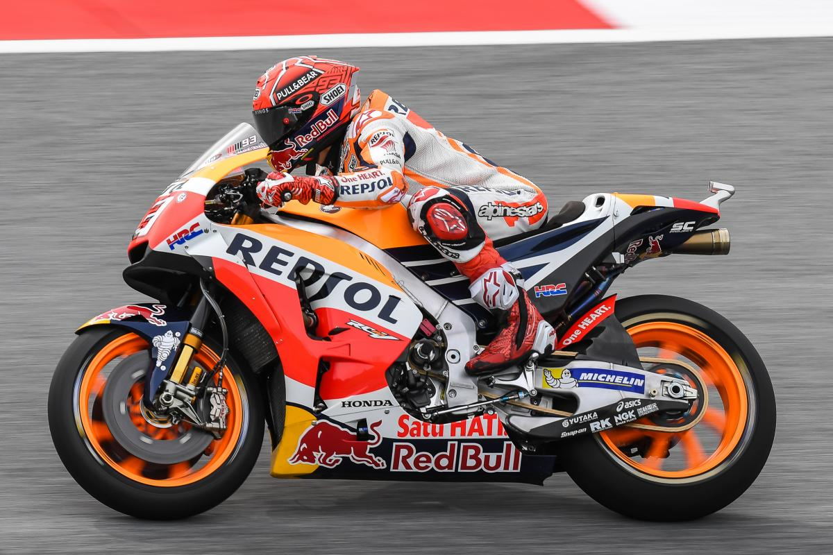 Austrian GP FP4: And Again…