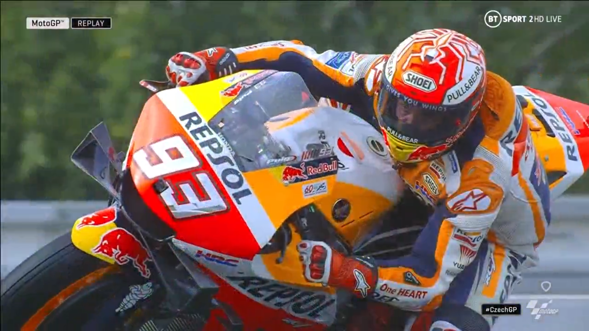 """🏁🇨🇿 Czech GP FP3: """"No-Thrill"""" Wet Conditions triggered no Changes…"""