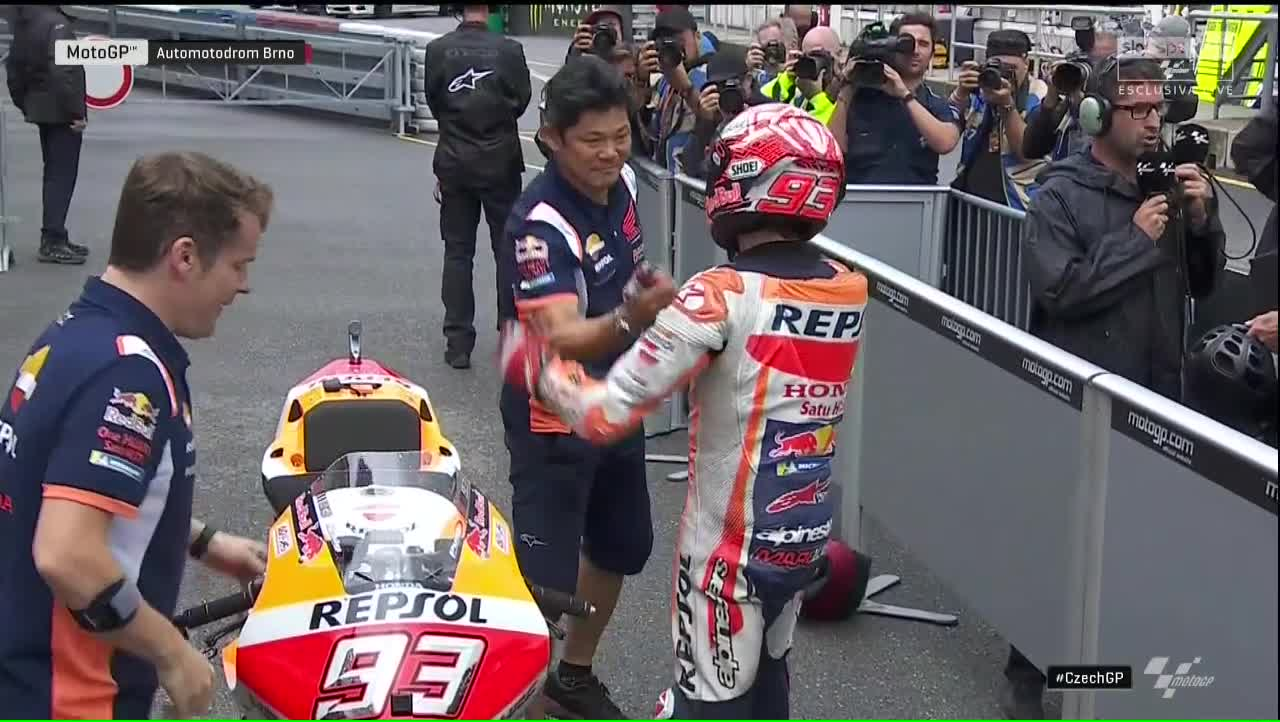 🏁🇨🇿 Czech GP Qualify: The Incredible Lucky Bet of Marquez