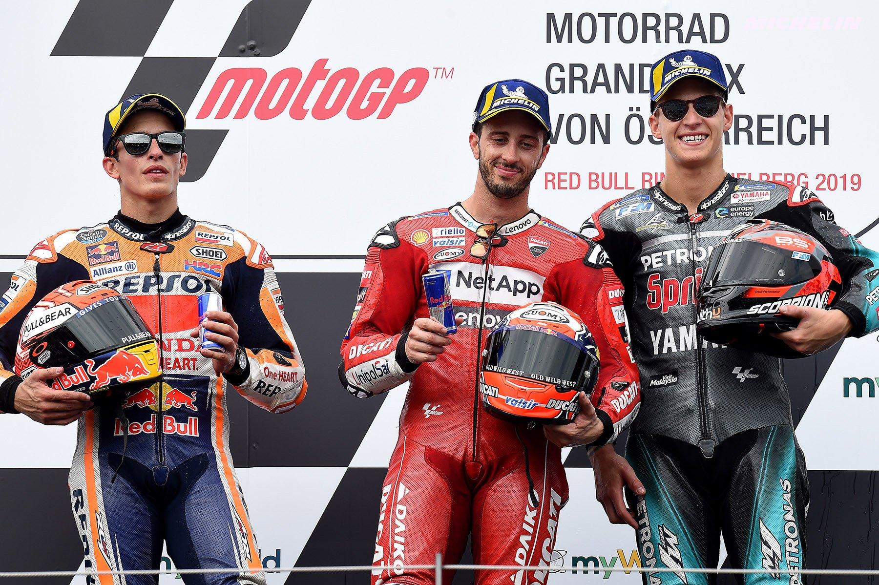 🏁🇦🇹 Austria GP Race: History Repeats…