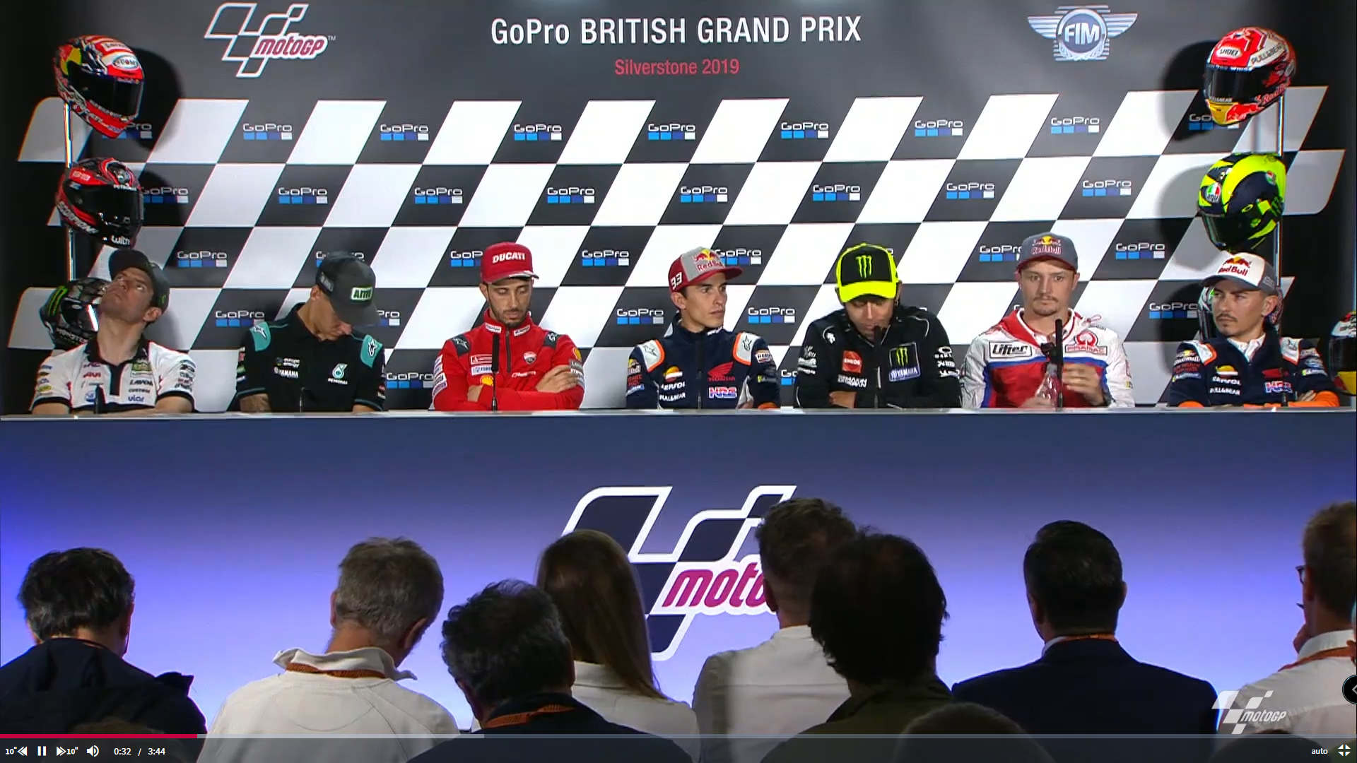 🏁🇬🇧 British GP Press Conference