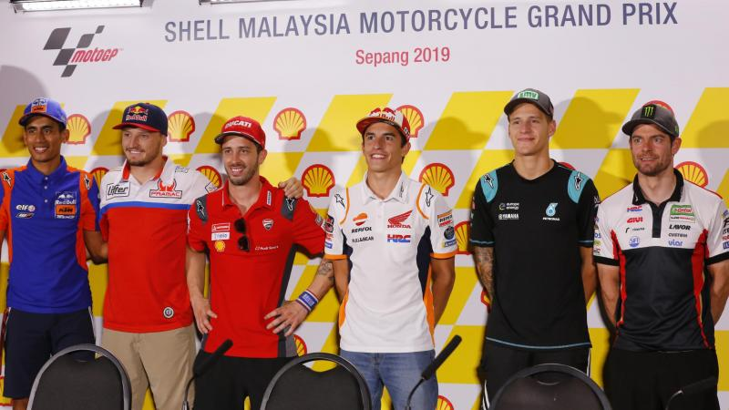 🏁🇲🇾 Malaysia GP Press Conference