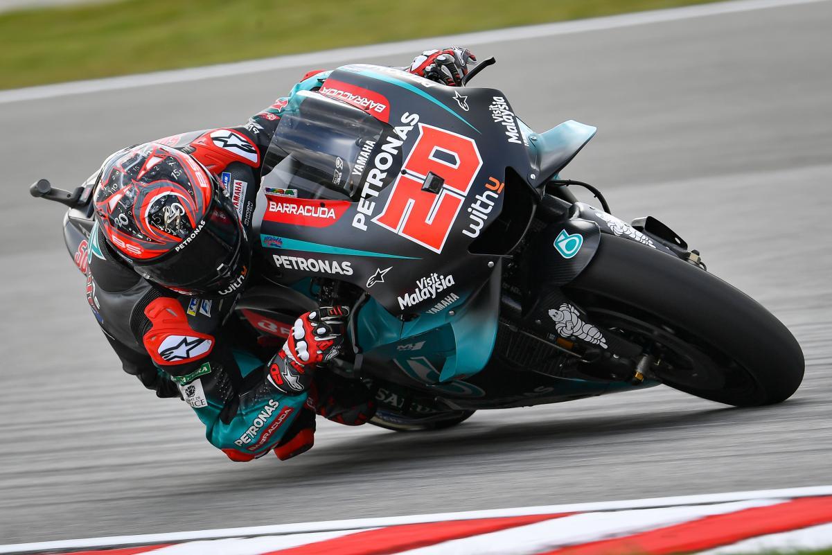 🏁🇲🇾 Malaysia GP Qualifying: unstoppable Fabio Quartararo