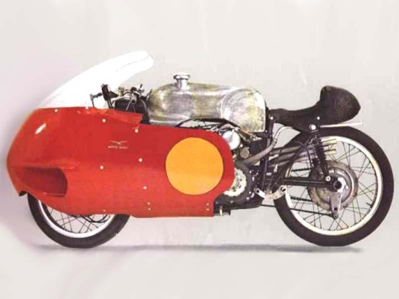 Guzzi V8 (1955)