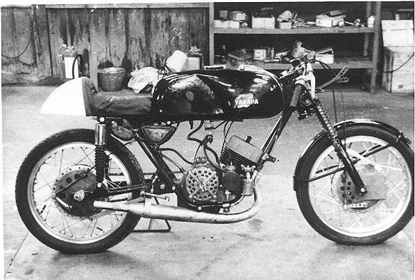 Yamaha RA41