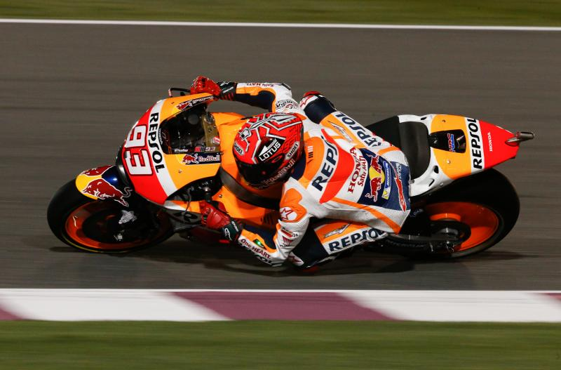 Qatar GP Free Practice 3