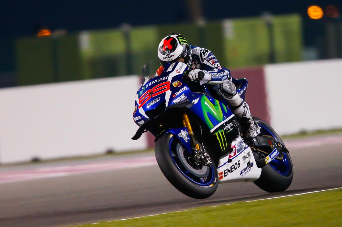 Qatar Day 3: Tyres matters