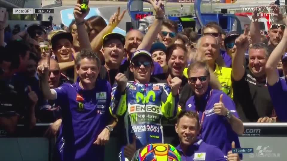Jerez GP: The GOAT got Wings