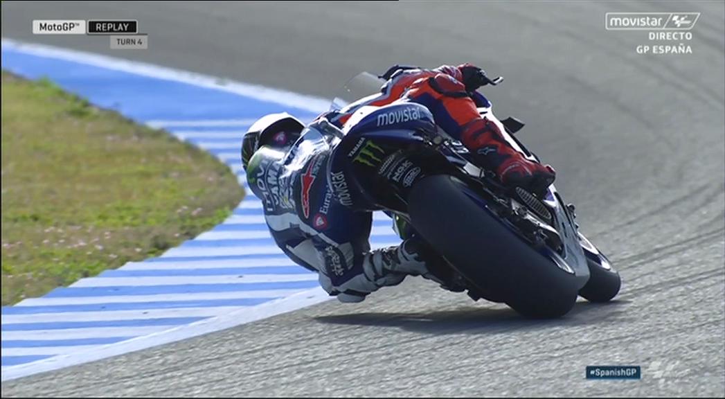 Jerez GP FP1: Lorenzo Show Time