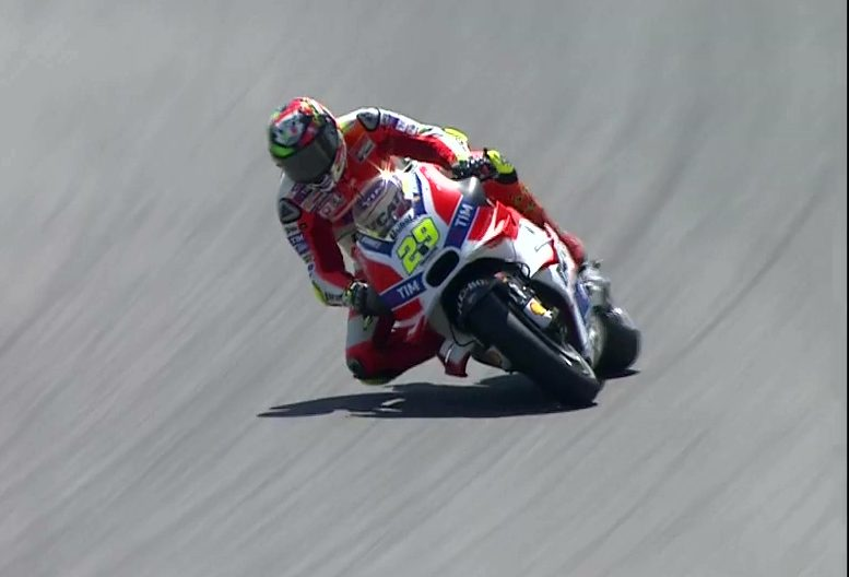 Italy GP FP4: Ducati Reloaded!