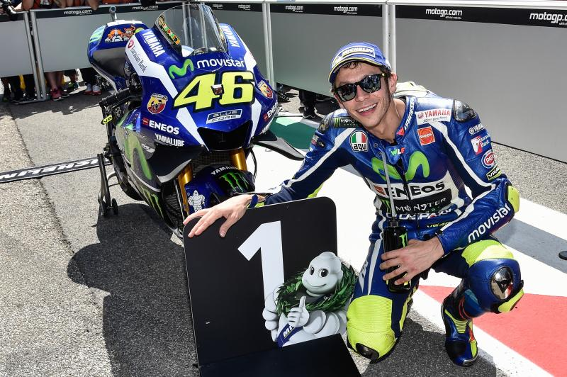 Italy GP Qualifying: The GOAT sees RED