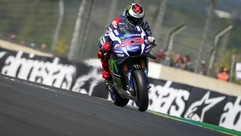 French GP FP4: Take the same…