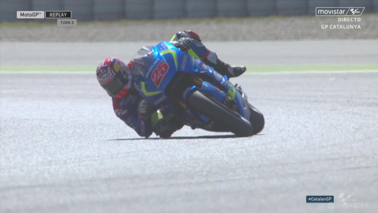 Catalunya GP FP1: Early Maverick