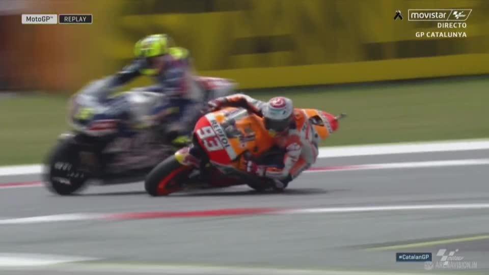 Catalunya GP Qualifying: Marquez takes Pole