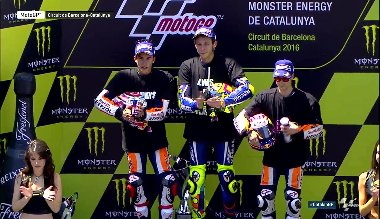 Catalunya GP: The Tribute