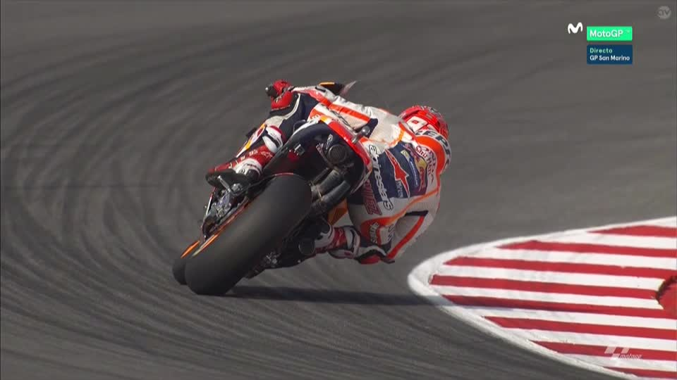 San Marino GP FP3: Marquez Show his Talent