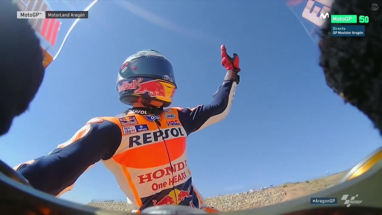 Aragon GP Qualifying: E Viva España!