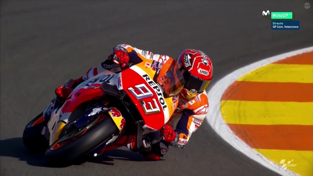 Valencia GP FP3: MM93 Takes that Back
