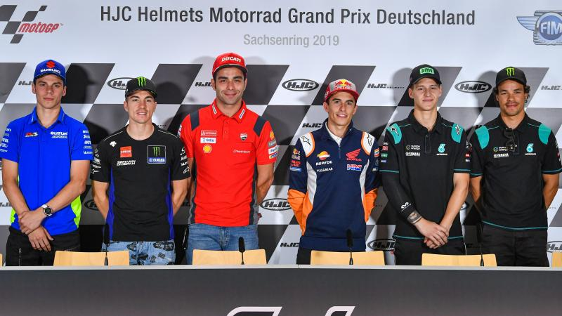 German GP Press Conference