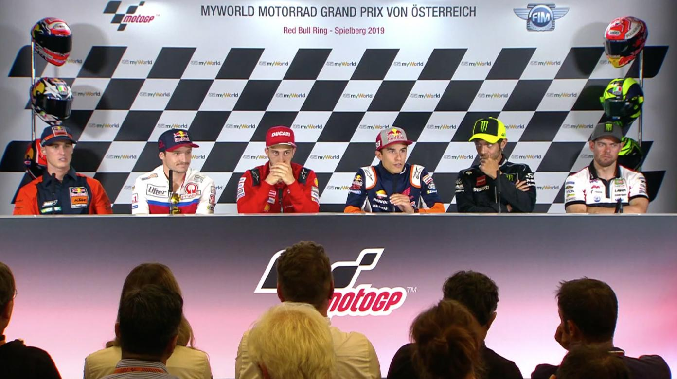 🏁🇦🇹 Austria GP Press Conference