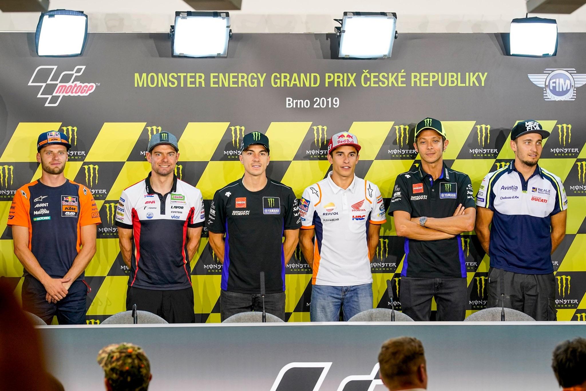 🏁🇨🇿 Czech GP Press Conference