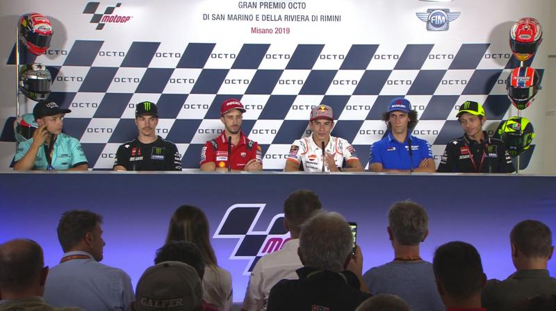 🏁🇸🇲 San Marino GP Press Conference